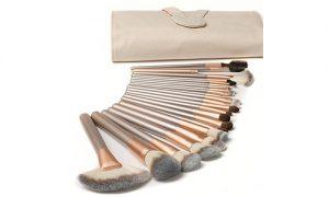 Ammiy branded makeup brush set